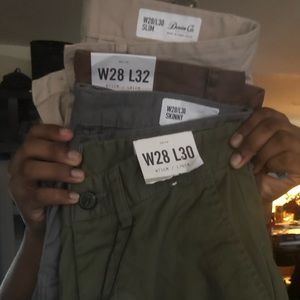 Other - Boy jeans and you have to buy all for 30$.